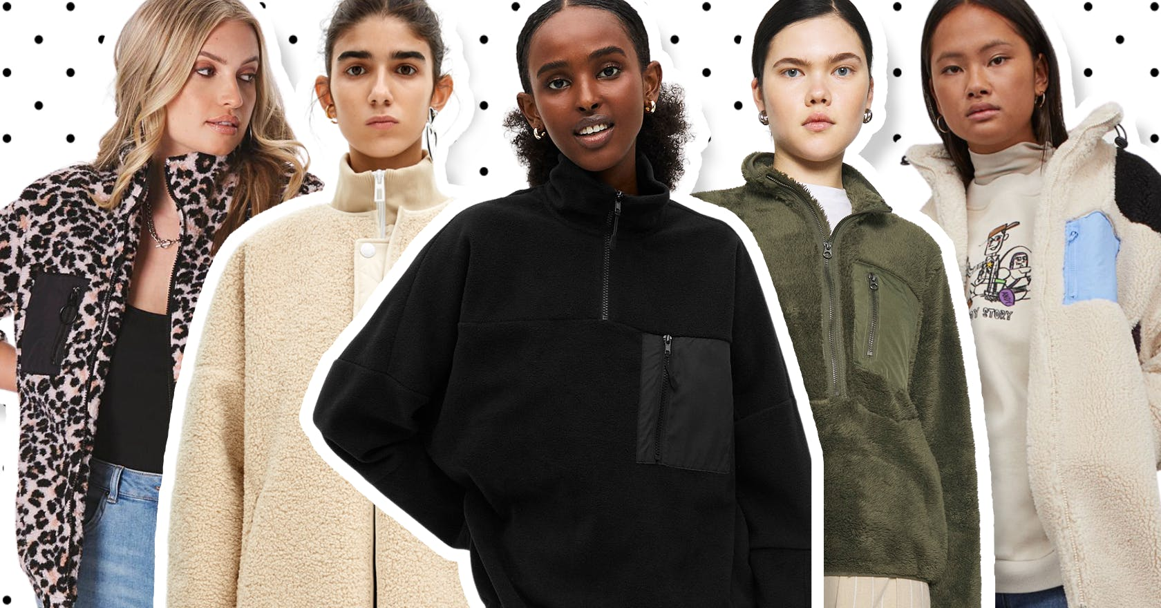 11 of the coolest fleeces for winter