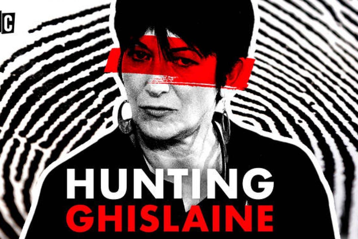 LBC's Hunting Ghislaine