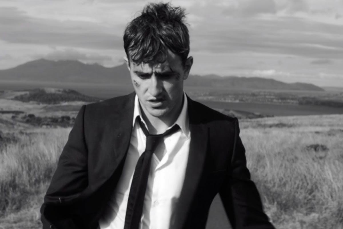 Paul Mescal in Phoebe Bridgers' new music video.