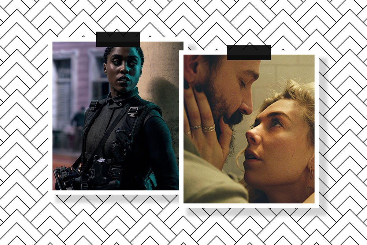 Best films of 2021: No Time To Die and Pieces of a Woman