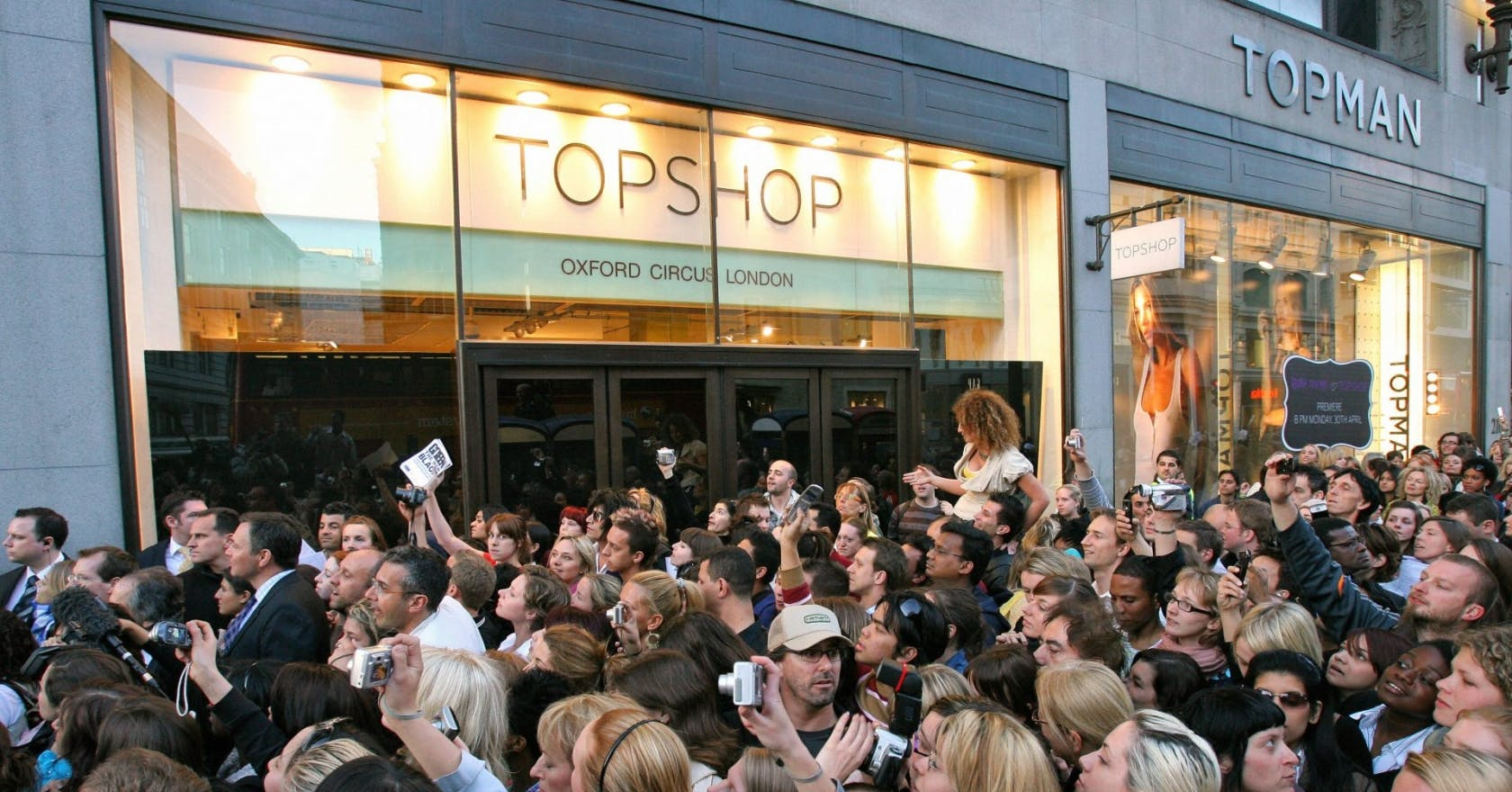 """""""Dear Topshop, you never wanted me but I loved you anyway"""""""
