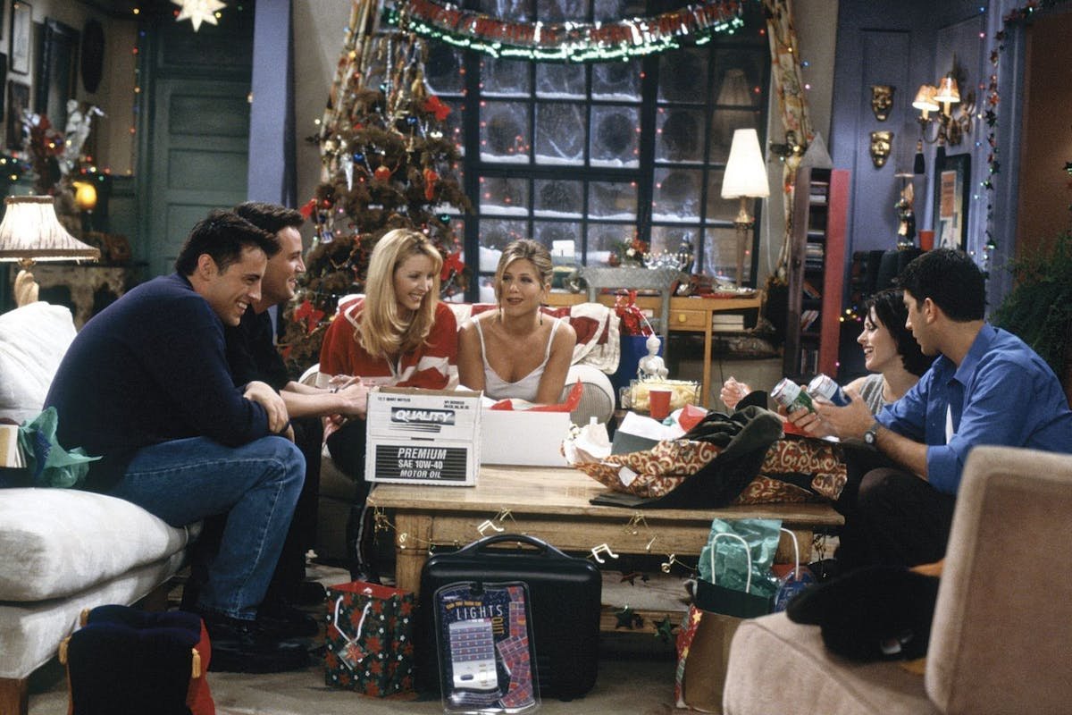 Friends: the best Christmas episodes