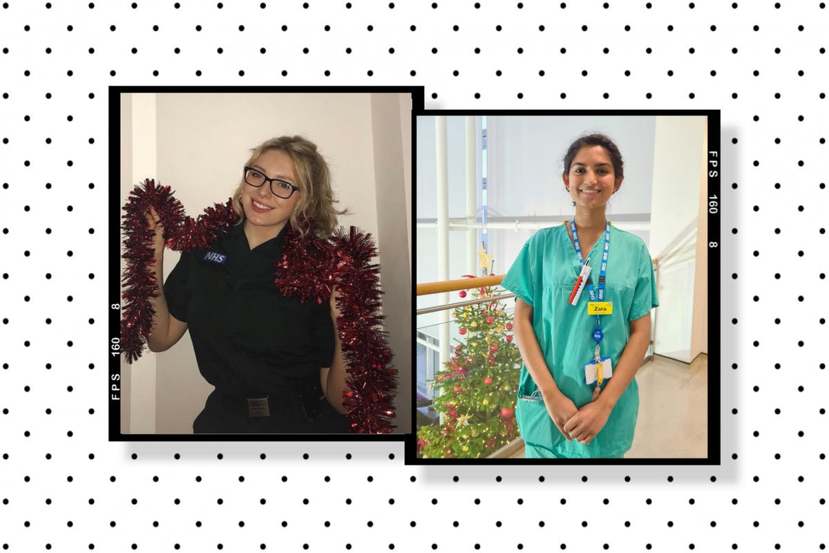 NHS at Christmas: 7 brilliant women tell us what it's really like working the wards over Christmas