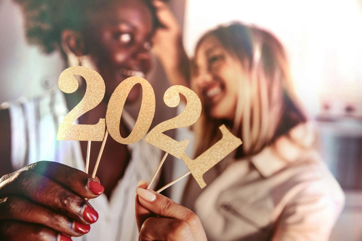 Ideas on how to celebrate New Year's Eve at home 2020/2021