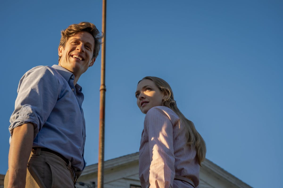 Amanda Seyfried and James Norton star in Netflix's Things Heard And Seen.