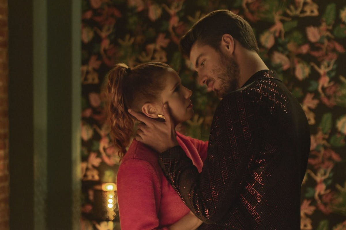 Valeria and Victor's passionate affair in Netflix's Valeria is well worth tuning in for.