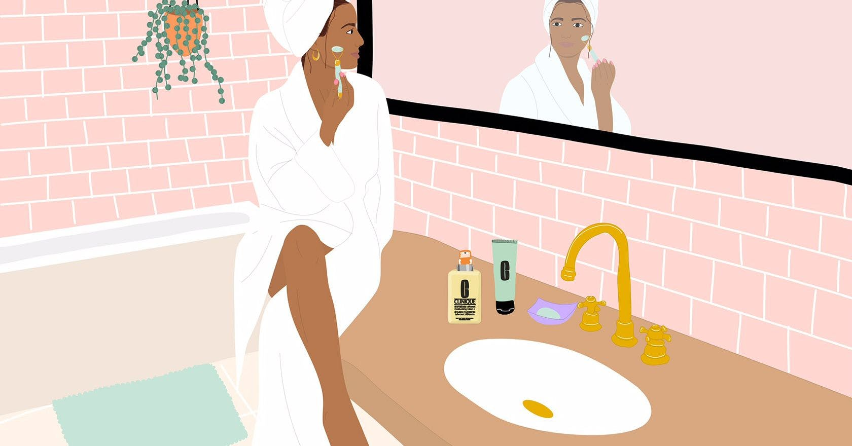 Quiz: Find out how to hit your 2021 skincare goals