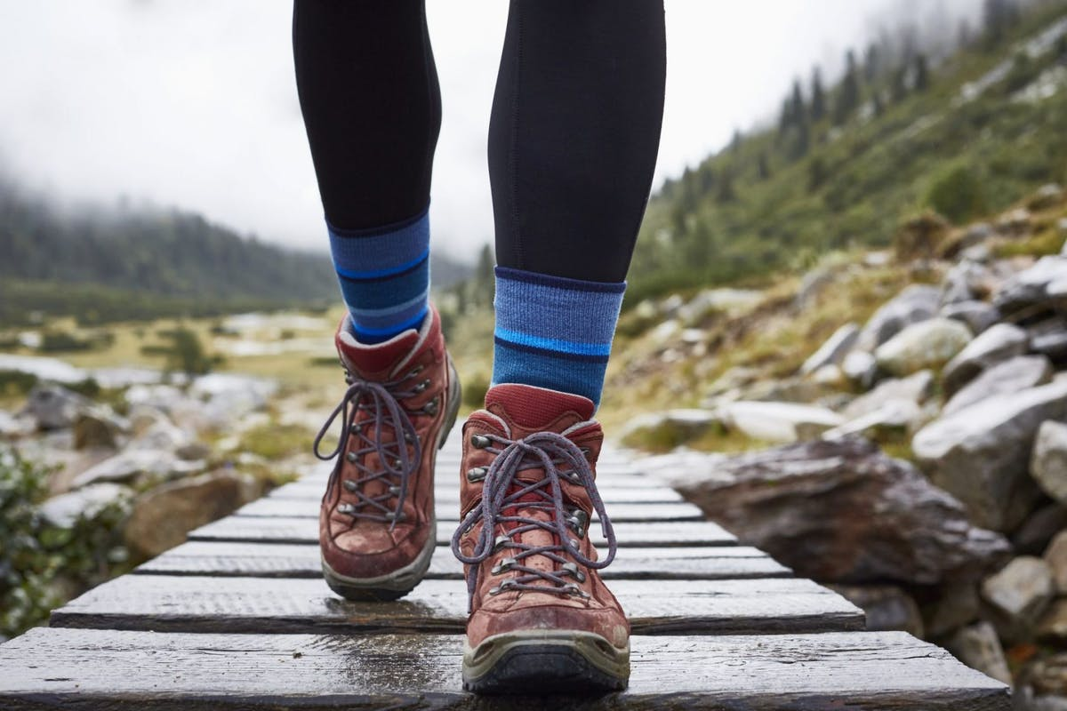 Walking: 8 of the best hiking shoes to buy now (and why trainers simply won't do)