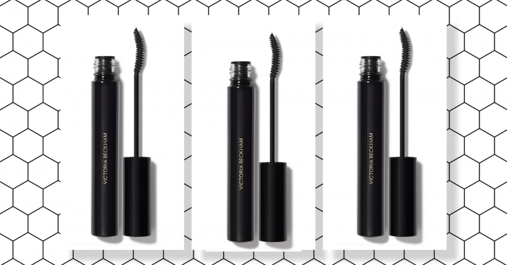 We tried Victoria Beckham's new mascara first, here's what we thought