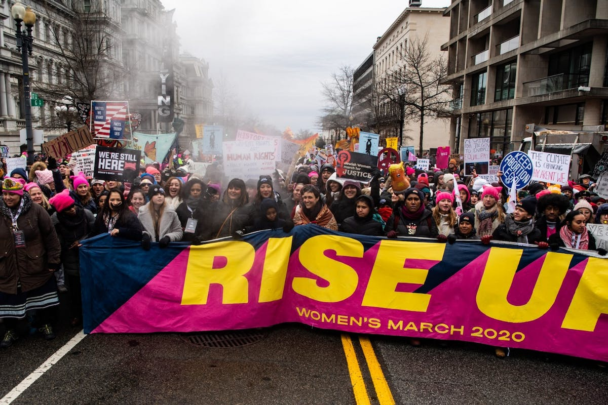 womens march 2021