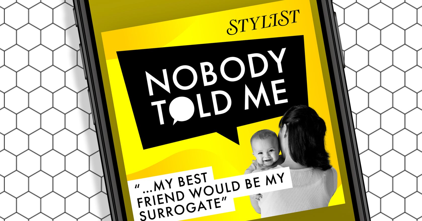 """""""Nobody told me… my best friend would be my surrogate"""""""