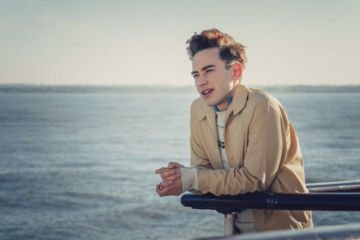 Olly Alexander as Ritchie in It's A Sin