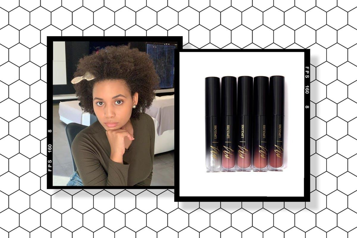 My by MahinaMakeup Lip Gloss review