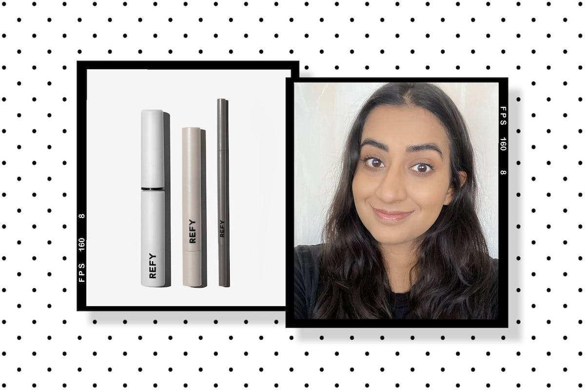 refy beauty eyebrow review