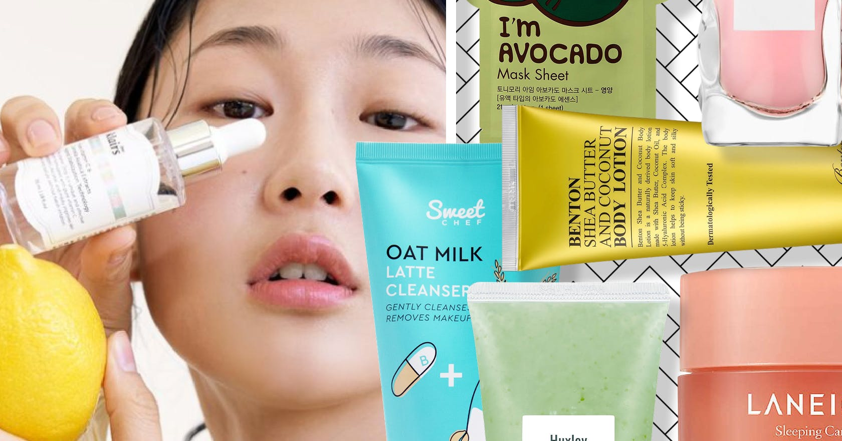 From egg protein toners to rubber face masks, here are 10 Korean skincare products worth trying