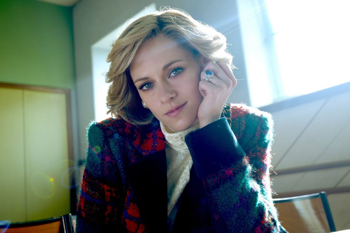 Spencer: Kristen Stewart as Princess Diana