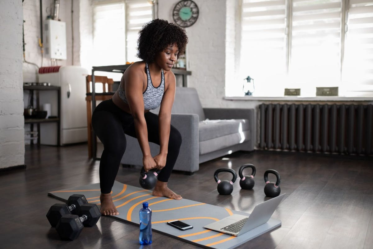 Joining an online community can do so much to help you re-think your relationship to fitness