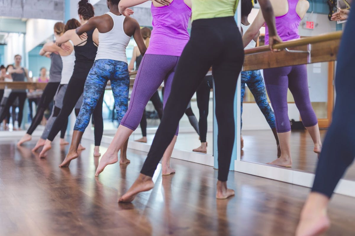 The joys of adult ballet