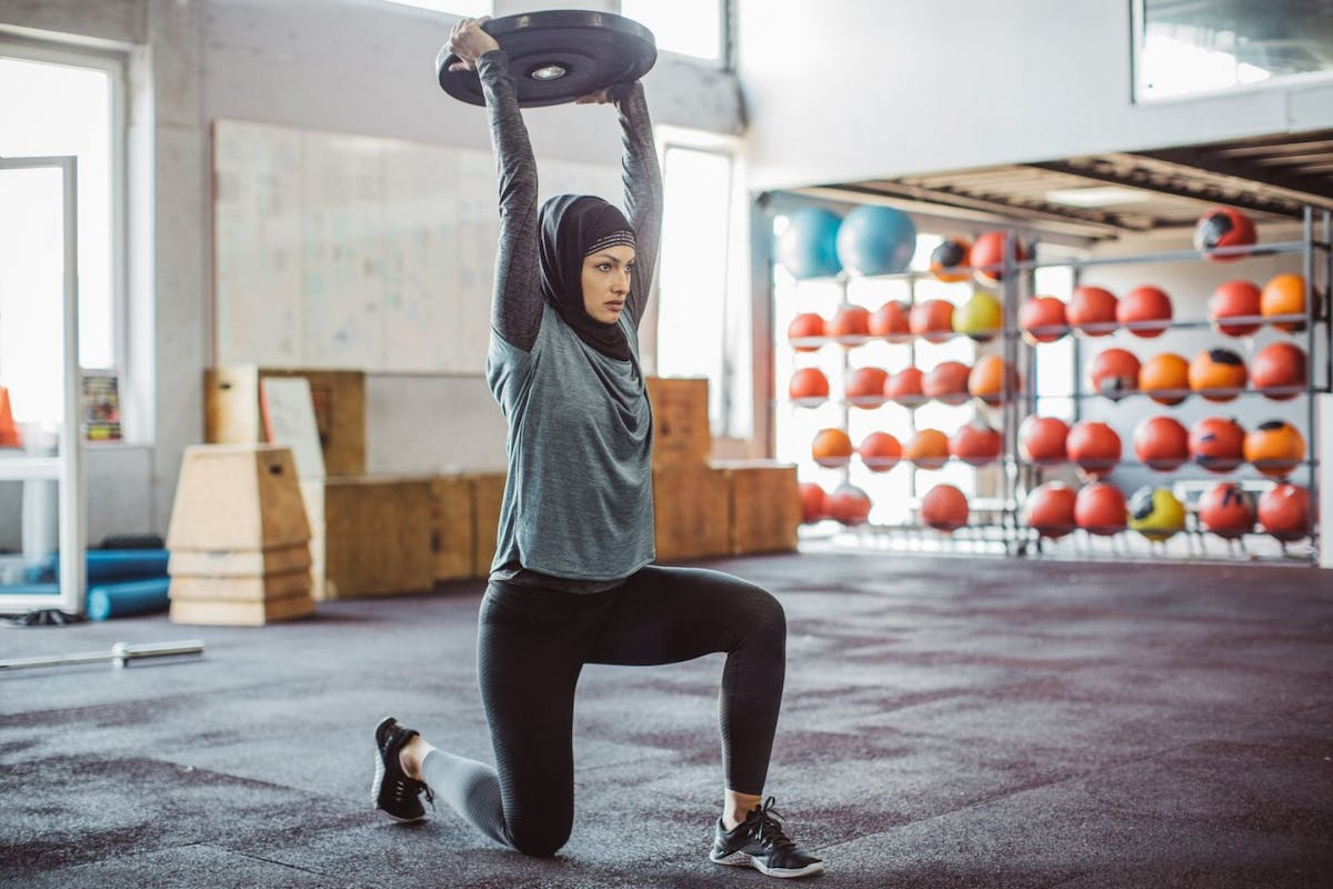 Muslim women need space within the fitness industry