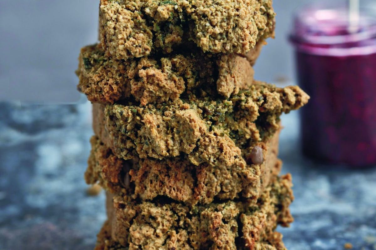 Load up on plant protein with this super easy quinoa bread