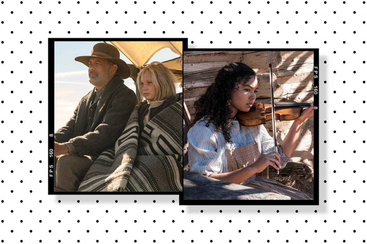 Best Western films and TV shows on Netflix including News of the World and Godless