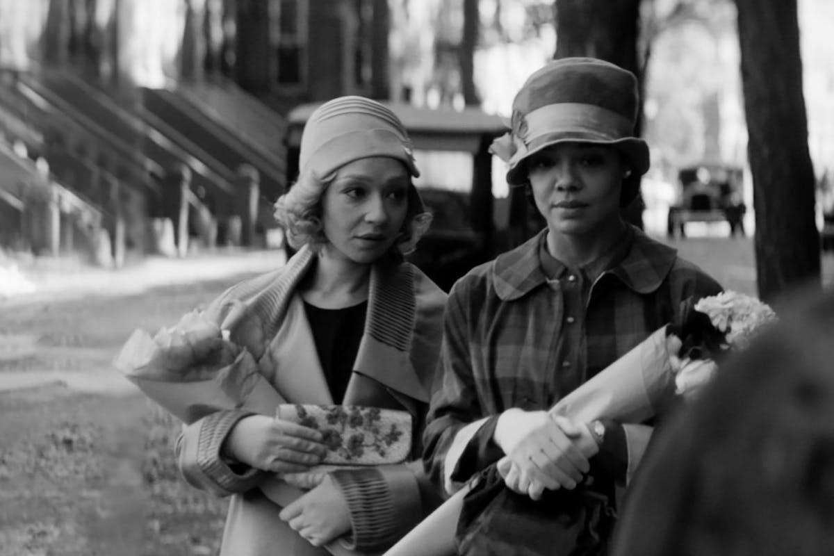 Netflix's Passing starring Ruth Negga and Tessa Thompson