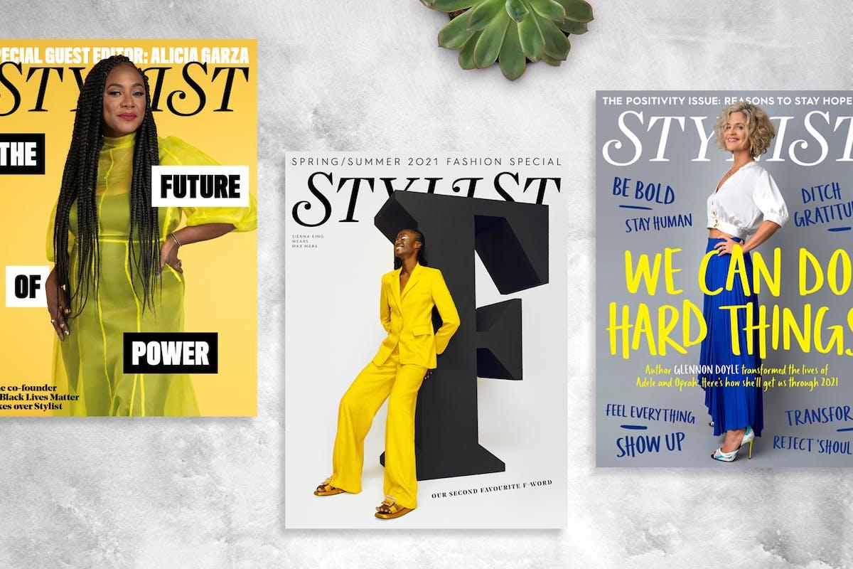 Stylist February Fashion Issue 2021