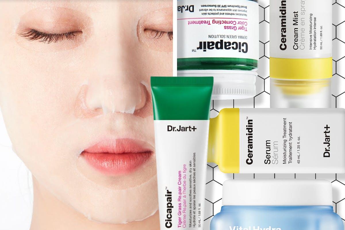 Dr Jart skincare review
