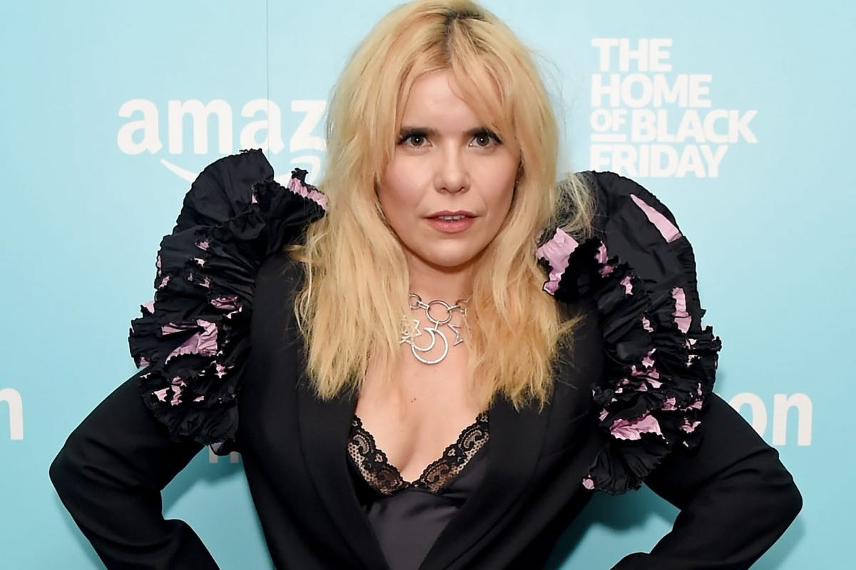 Paloma Faith attends the launch of Amazon's Home of Black Friday in Waterloo on November 27, 2019 in London, England. (Photo by David M. Benett/Dave Benett/Getty Images for Amazon)