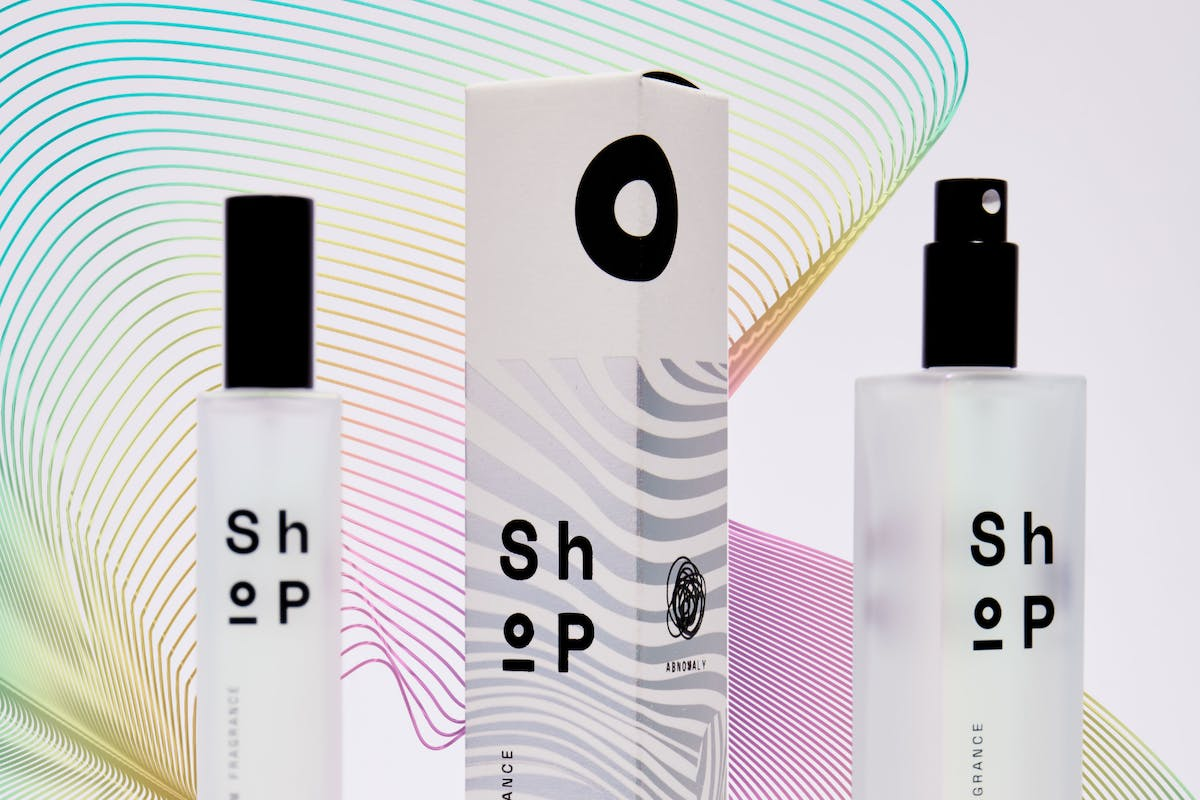 Deciem Abnomaly Shop Room Fragrance with notes of amber, musk and pepper
