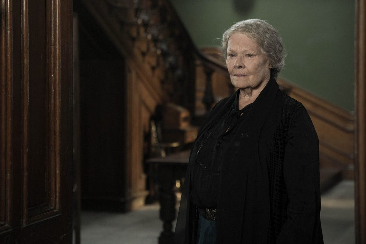 Judi Dench in Sky's Six Minutes To Midnight
