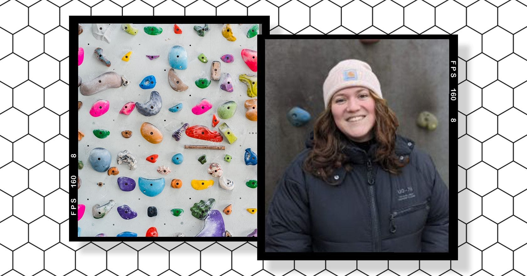 How I discovered my strength as a plus-sized rock climber