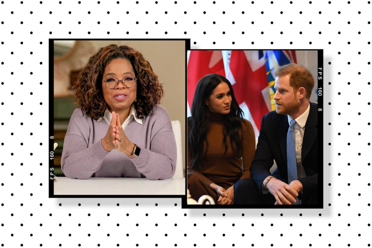 How to watch Oprah With Meghan And Harry A CBS Primetime Special in the UK