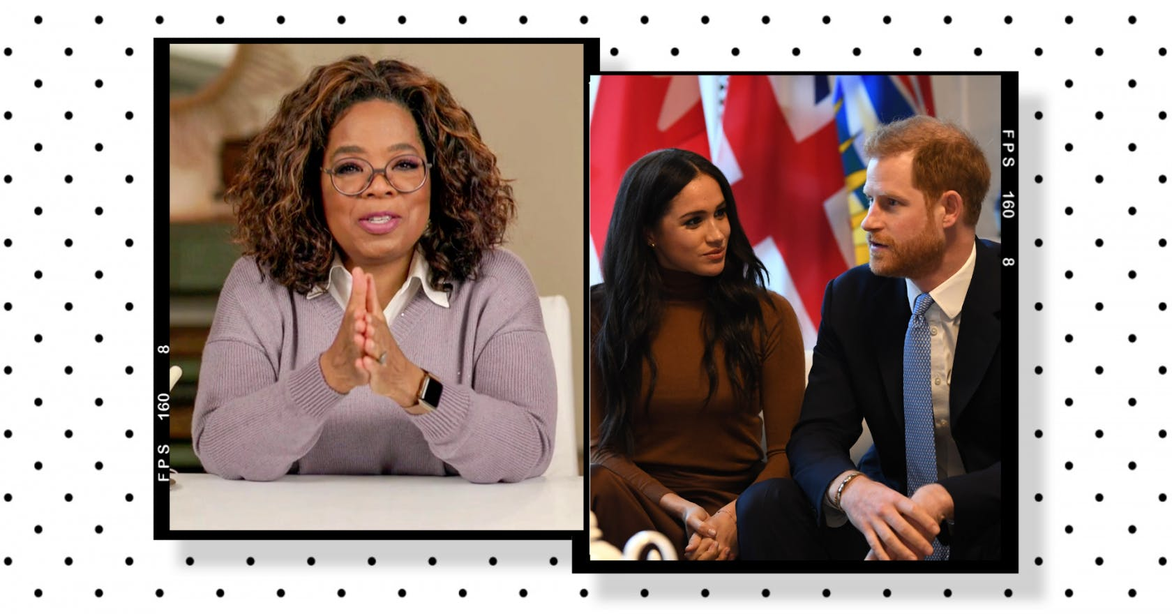 Keen to watch Oprah and Meghan's big interview? Look this way