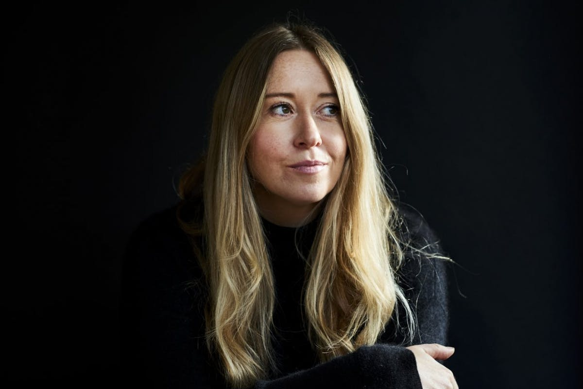 Food writer Anna Jones, author of new cookbook One