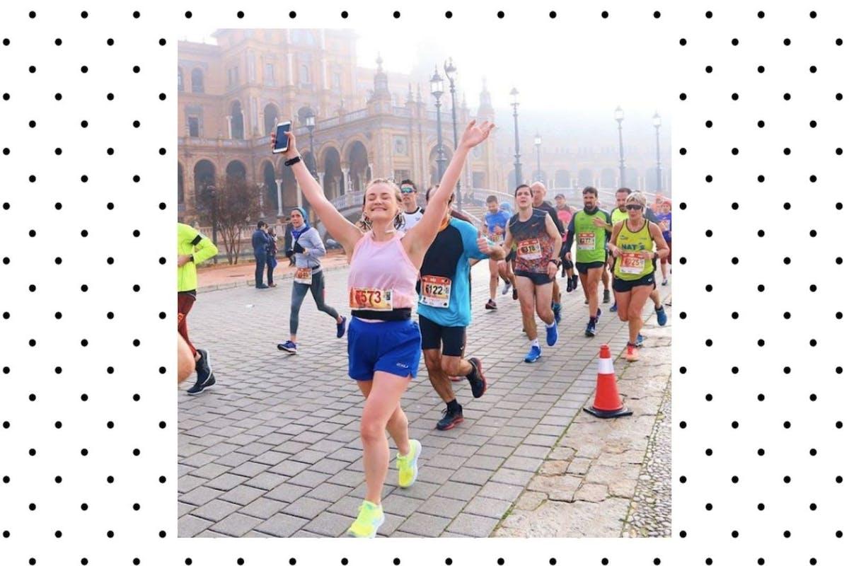 Strength training makes runners faster