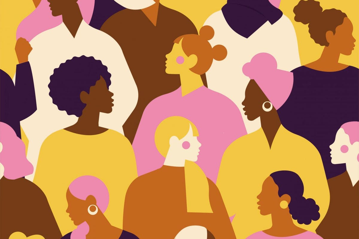 Women coming together for other missing women