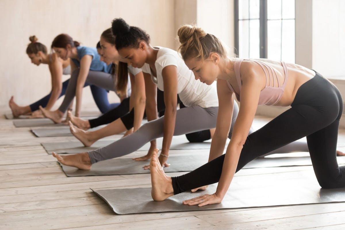 30 day splits challenge for flexibility