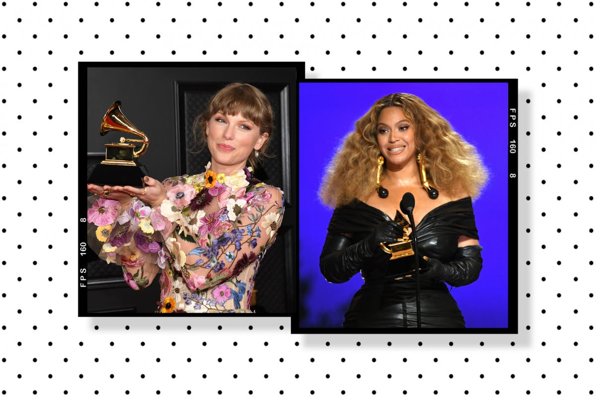 Grammys 2021: Beyonce and Taylor Swift