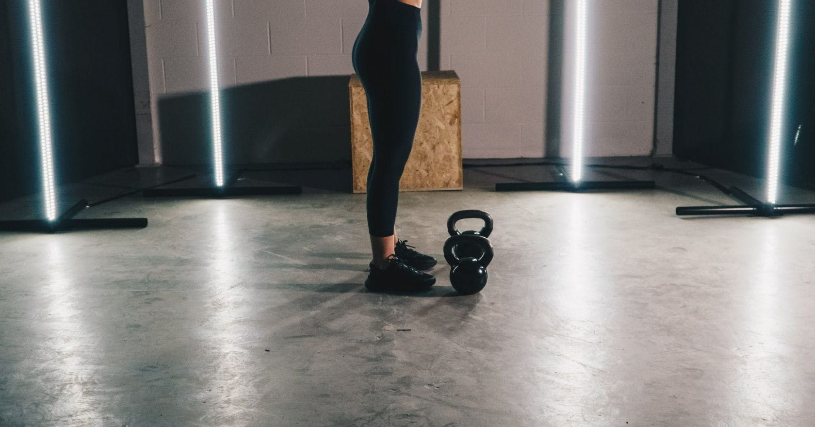 How to strengthen your core with a kettlebell