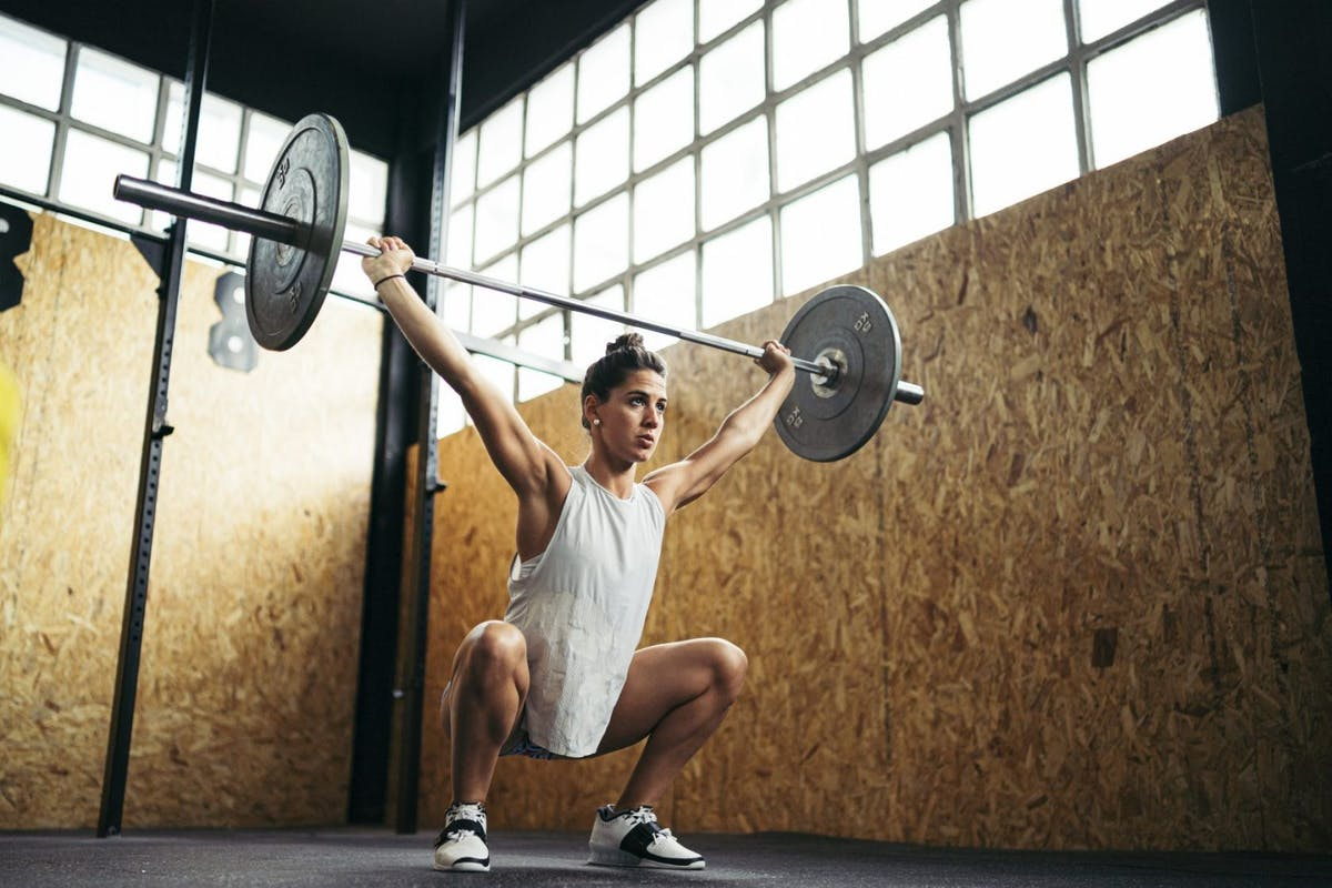 Want to get seriously strong? It's time to get using a barbell