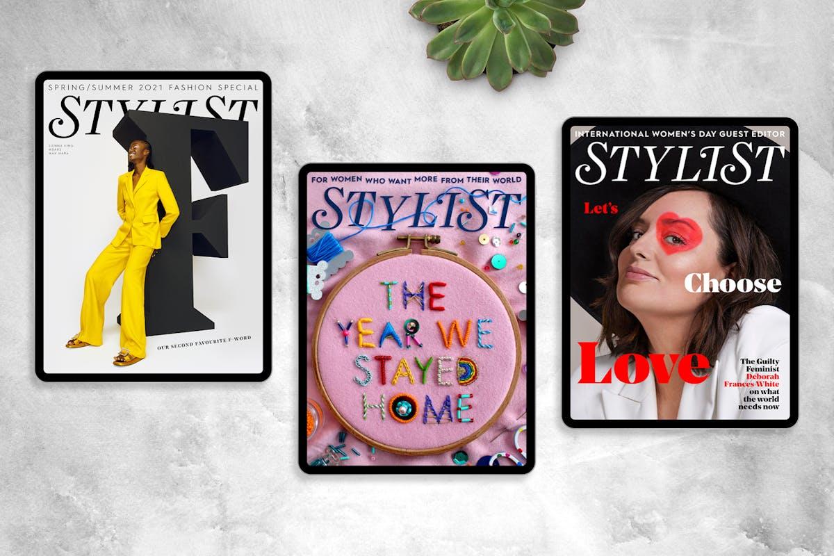 Stylist Magazine issue 546