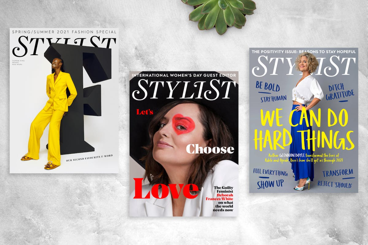 Subscribe to Stylist monthly print magazine