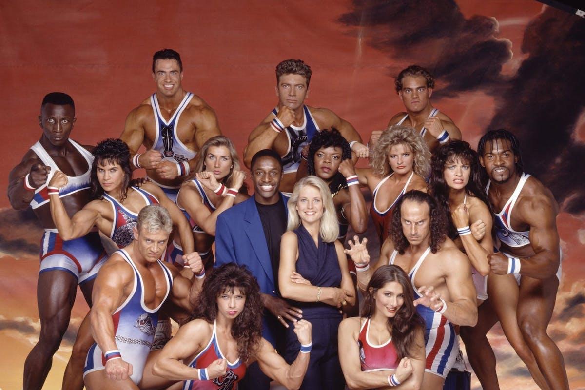 Lockdown TV: Gladiators
