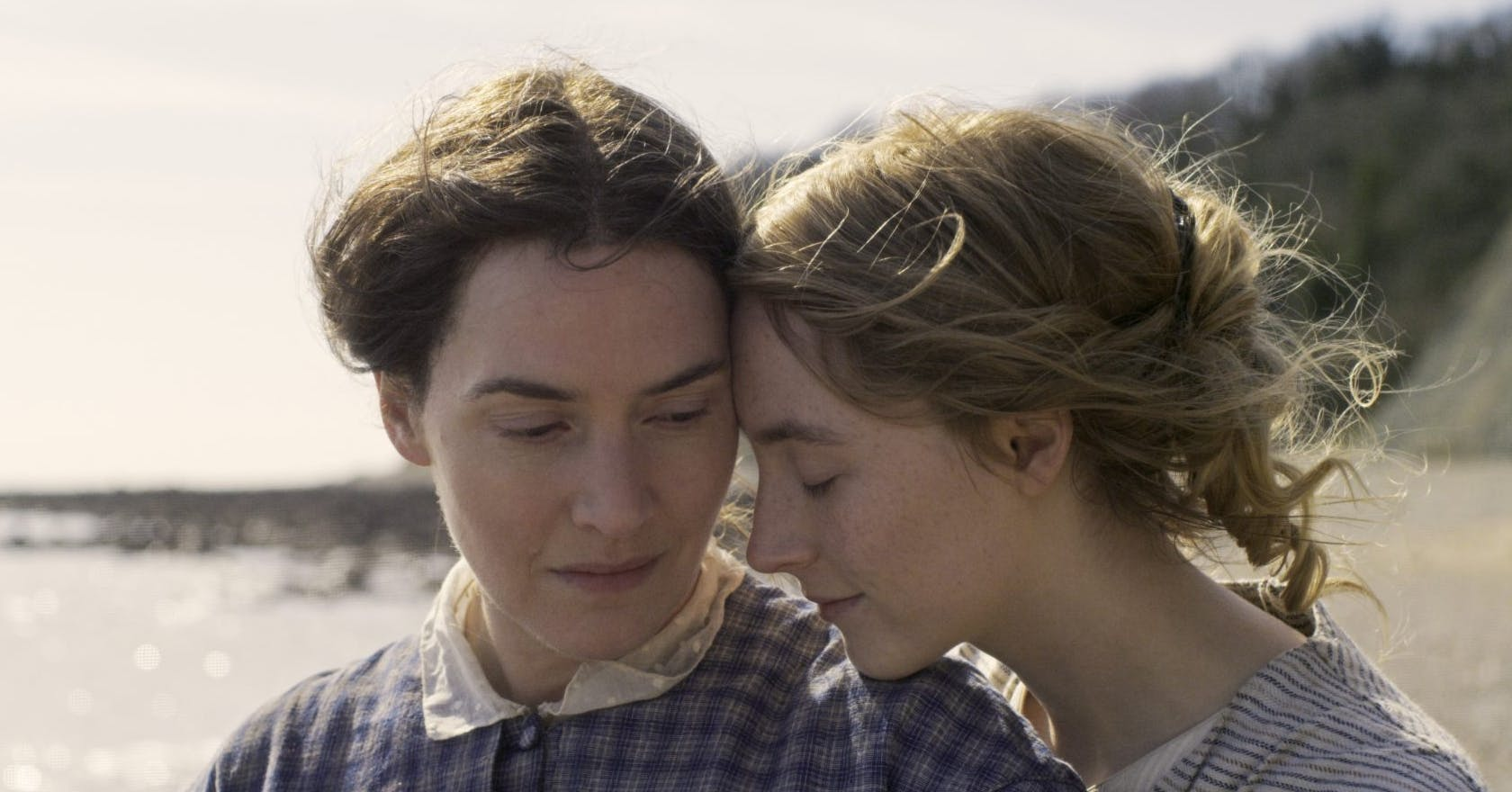 Ammonite review: Kate Winslet and Saoirse Ronan set the screen on fire in this LGBTQ+ love story