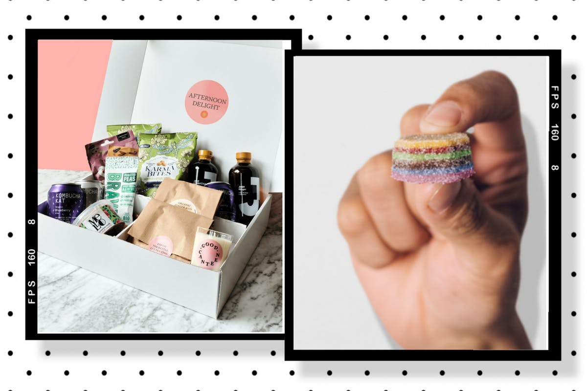8 snack boxes for maintaining energy during the day