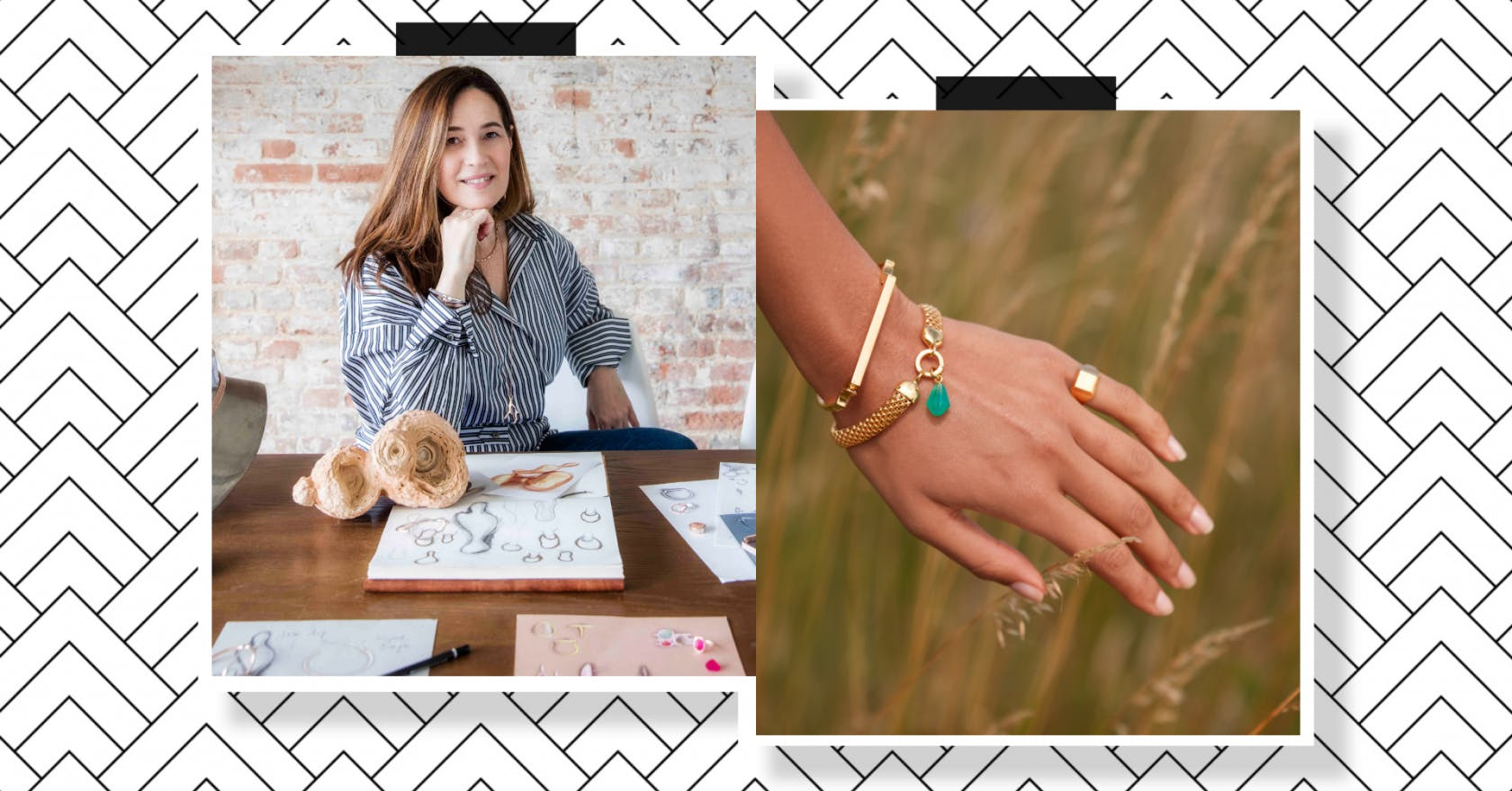 3 easy ways to shop more sustainably, according to Monica Vinader