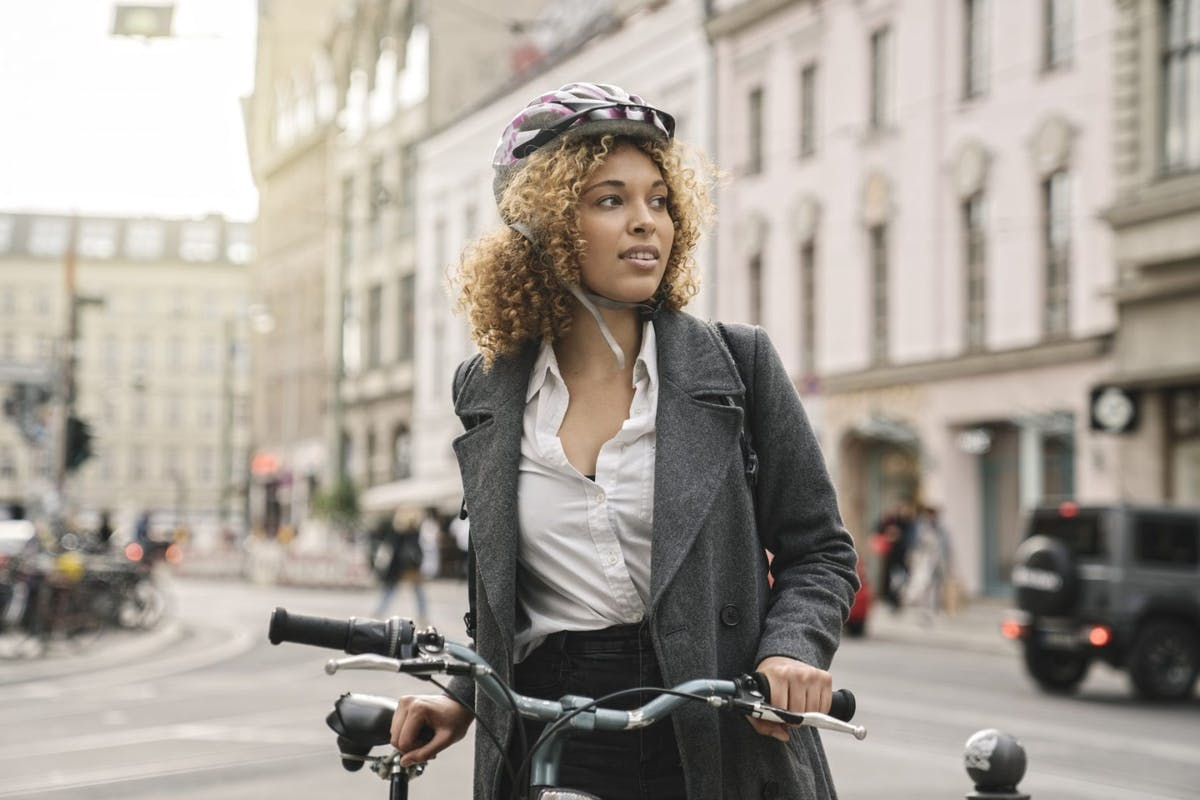 Best cycle helmets for women that are safe and stylish.