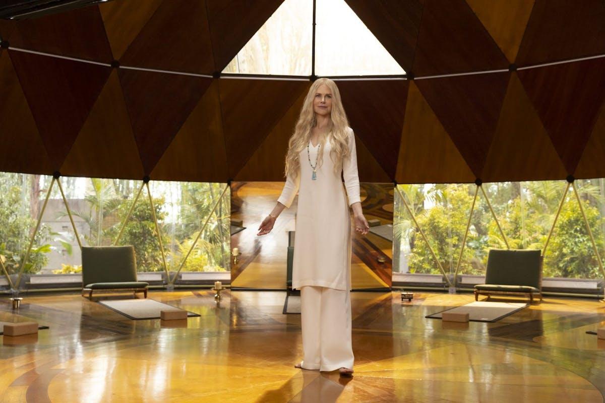 Nicole Kidman in Nine Perfect Stangers