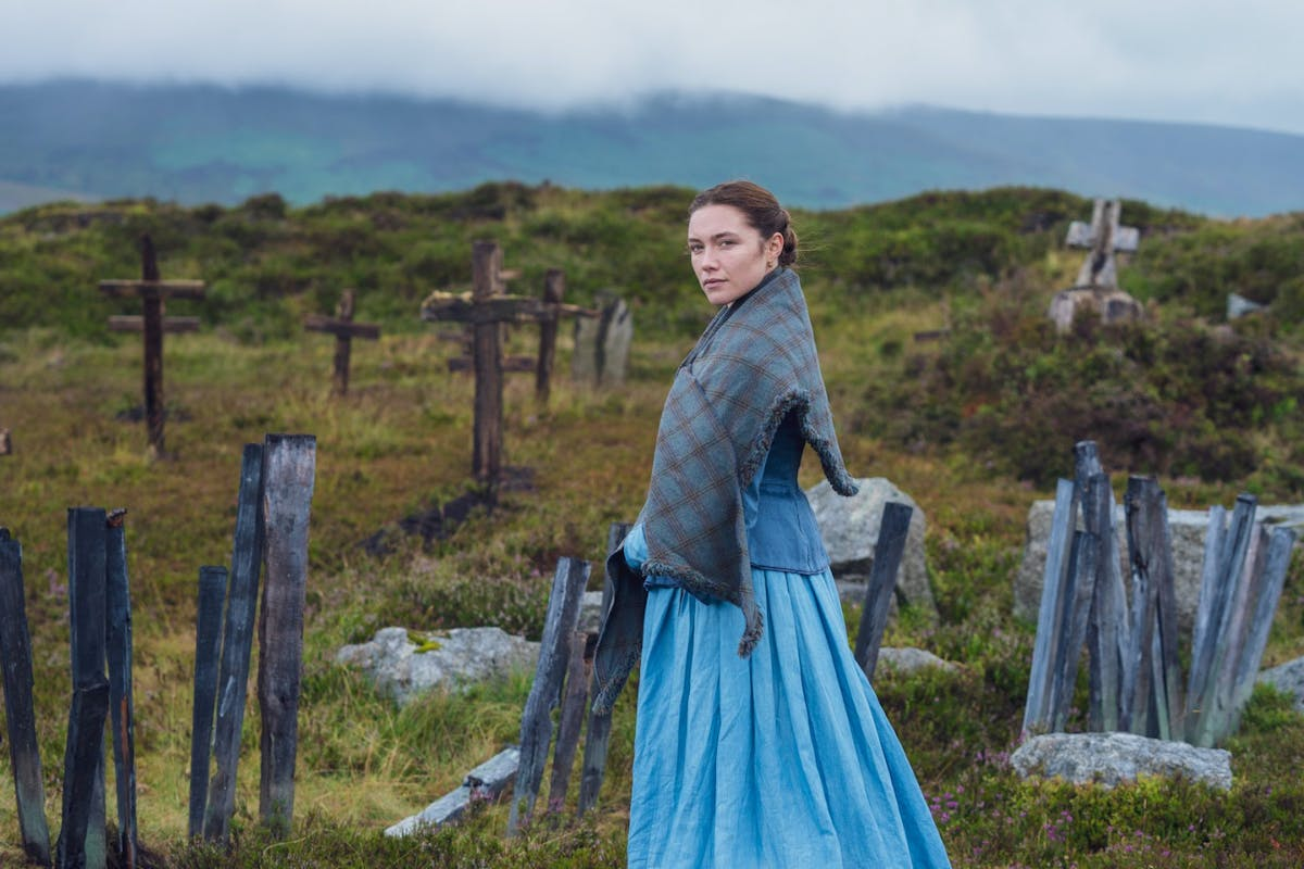 Florence Pugh in The Wonder